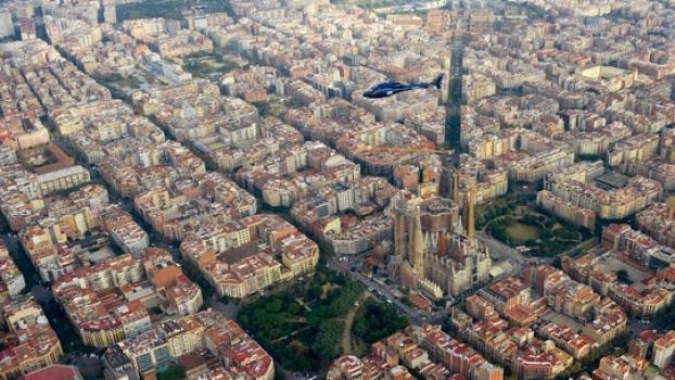 Tarihle iç içe renkli Akdeniz kenti: Barselona