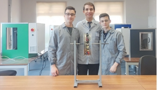Özel ÇOSB Mesleki ve Teknik Anadolu Lisesi 2020 TEKNOFEST'e davet edildi