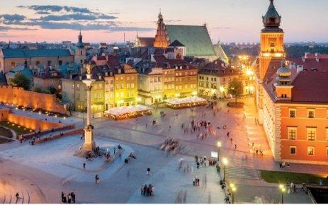 Chopin'ın damgasını vurduğu kültür kenti: VARŞOVA