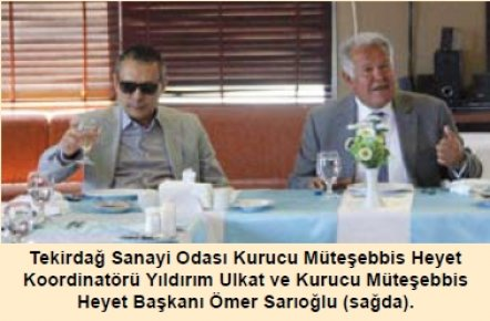 TSO Müteşebbis Heyeti'nden değerlendirme toplantısı